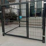 Haustier-Zubehör-Haustier-Tier-Rahmen, Hundehundehütte, Hunderahmen