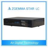 Установите флажок кабельного ТВ DVB C с IPTV Zgemma-Star LC