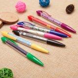 판매에 선전용 광고 펜 플라스틱 기치 펜