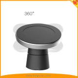 Support magnétique d'évent de chargeur sans fil de Qi pour l'iPhone de Smartphone Samsung