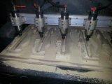Máquina de madeira 1625 do relevo do CNC das Multi-Cabeças