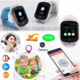 3G WiFi GPS Watch tracker with Camera Y19