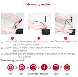 Appareil de contrôle de dureté de Leeb/appareil de contrôle de dureté/appareil de contrôle portatif de dureté