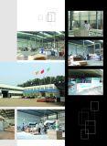 Garderobe in China met Nieuwe Design7 wordt gemaakt die