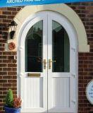 Conca 60 Casement UPVC Door con Arch Top