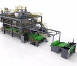 Двойной света РР Spunbond не тканого бумагоделательной машины с высоким качеством