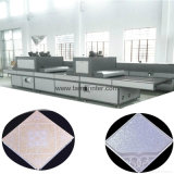 TM-UV10m efecto de copo de nieve de la máquina de secado UV