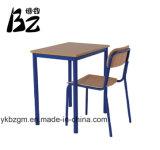 新しい正方形の学校の机および椅子(BZ-0074)