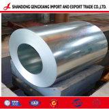 La bobina de la hoja de hierro galvanizado / Gi