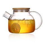 Teiera di vetro del regalo dei POT del caffè della teiera di vetro di Pyrex della brocca della cristalleria