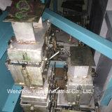 Tipo de transportador de poliuretano de baja presión vertiendo la máquina
