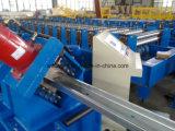 Máquinas de laminação de rolo Purlin de forma de aço C