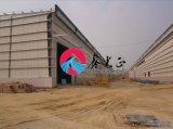 アンゴラの先を細くされたHセクション鉄骨構造の低価格のプレハブの格納庫