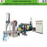 Pelotas plásticas de PP/PE/Pet/PMMA/PS que fazem a máquina/granulador