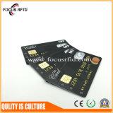 Atmel 24C01/SLE5542 Contact IC Carte à puce avec logo imprimé pour le paiement