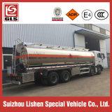 8X4 Sinotruk HOWO 30000 л топлива из алюминиевого сплава в автоцистернах