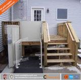 전기 수직 휠체어 승강기 플래트홈 또는 옥외 휠체어 승강기