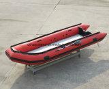 Aqualand 16pieds 4,8M moteur gonflable en caoutchouc /Bateau de sauvetage (AQL480)