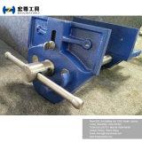 9 Zoll-schnelle Freigabe-Holzbearbeitung-Kolben