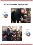 Les tuyaux de fonte ductile Classe K9 FR545/ISO2531 standard