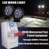 LED自動ランプ45Wのオートバイの防水ドライビング・ライトのトラクターLED働くライトIP69K