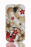 Аргументы за Huawei G330 Waterprinted TPU мобильного телефона конструкции цветка Coulorful