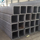 製造からの溶接鋼管の黒の鋼鉄管の鋼管