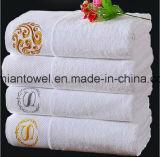 Tovagliolo di bagno del cotone del Pakistan, tovagliolo dell'hotel di alta qualità fatto in Cina