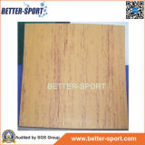 Деревянный половой коврик ЕВА цвета, ЕВА блокируя деревянную циновку пены зерна
