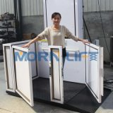 Цена платформы лифтов дома подъема кресло-коляскы тавра 1m Morn гидровлическое электрическое вертикальное для инвалид