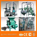 Feito na máquina da fábrica de moagem do trigo da agricultura de China