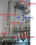 Fabricantes de equipamento solventes eficientes da destilação do álcôol dos equipamentos da destilaria do álcôol do álcôol etílico do acetonitrilo do aço inoxidável de preço de fábrica de Jh Hihg