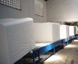 Linha de produção contínua da máquina da espuma do CNC da maquinaria do colchão