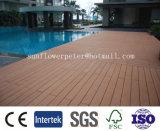Outdoor imperméable en plastique en bois Composite Decking / WPC Decking de plein air