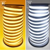 Luz LED de exterior resistente al agua IP67 Curvar tira de neón de calidad