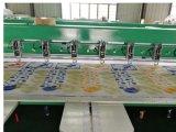 Machine populaire de broderie pour le coussin de véhicule, cuir, tissu
