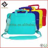 Populärer Griff-und Schulter-Entwurfs-Neopren-Laptop-Beutel (FRT1-136)