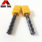 4flutes HRC45 Economic Cheap Long Flat Milling Tool