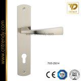 Traitement européen de blocage de porte avec la plaque de cylindre (7023-Z6015)