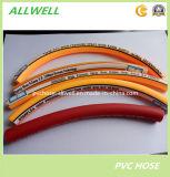 Пластичным высоким шланг трубы брызга воздуха давления гидровлическим усиленный волокном Braided