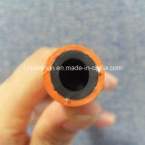 "China Manufacturer SBR/NBR/EPDM Material Natural Rubber Gas Flex Hose mit Size From 3/16 "" bis 1 """
