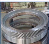 Grande dell'anello del pezzo fuso & di pezzo fucinato rotella per riduzione di velocità