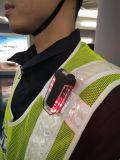 La doppia LED polizia ricaricabile parteggiata di Senken mette l'indicatore luminoso sulle spalle