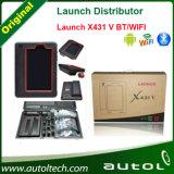 2016 Lancement universel le connecteur X431 V Master avec le WiFi ou Bluetooth Lancement X431V Pad maître d'ordinateur de voiture