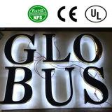 Kundenspezifische LED-Kanal-Zeichen LED Backlit