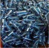 Gestell-Stütze-Gewinde-Hülse 60.5mm/3.3mm, Länge 195mm