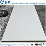 Grau de mobiliário melamina branca MDF diante do papel