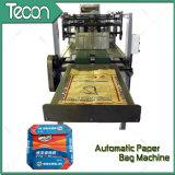 Velocidade alta e totalmente automático de máquinas de sacos de papel