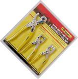 Outils à main DIY OEM 3PCS Hole Punch & Grommet Tool Kit