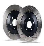 Venda por grosso de fábrica de Autopeças boa qualidade do disco do travão de disco de baixo custo para a Ford (DE9Z2C026A)